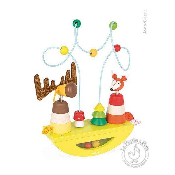 Magasin de jeux et jouets. Une sélection de jouets en bois, jeux de société, décoration pour bébés et enfants, des idées cadeaux de naissance et d'anniversaire