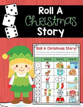 christmas roll a story pdf