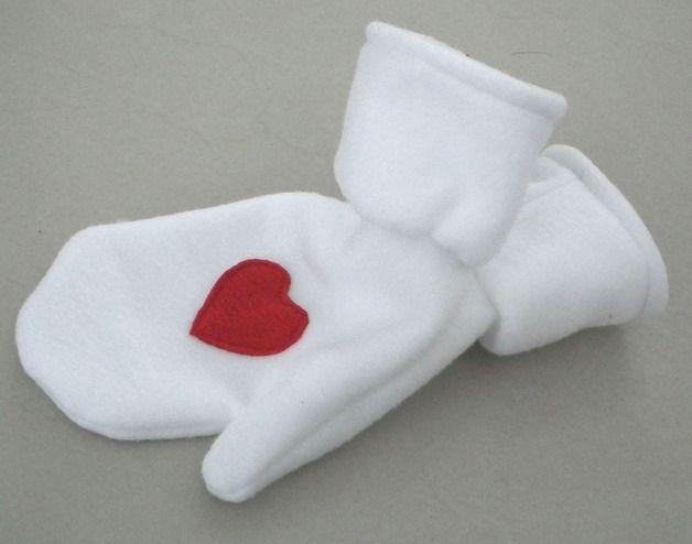 #dawandawalentynki. MADA 6 Rękawiczka dwuosobowa dla zakochanych - Magdalena-made-by-hand - Prezenty na Walentynki