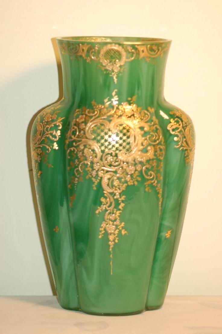 829 best glass by loetz images on pinterest art nouveau loetz malachit marbled glass vase c 1893 very rare reviewsmspy