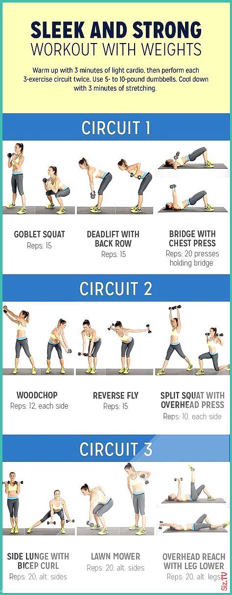 Bauen Sie Muskeln auf und steigern Sie Ihren Stoffwechsel..