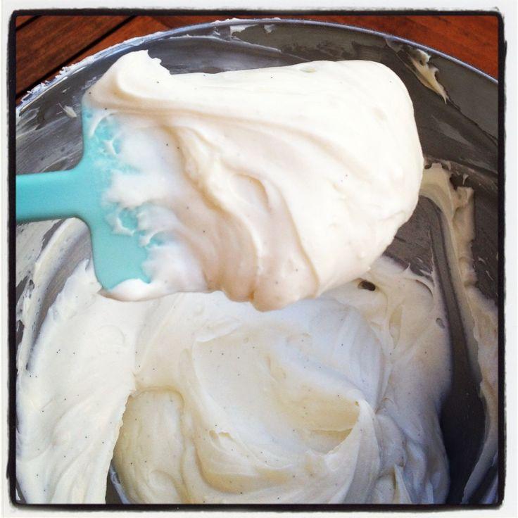 CREAM CHEESE FROSTING DEFINITIVO INGREDIENTES: 100 gr. azúcar granulado normal 35 gr. harina todo uso 45 gr. harina maiz (Maizena) 375 ml....