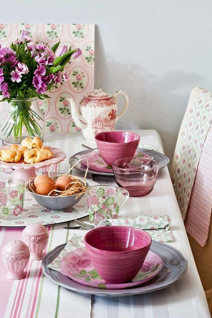 Apparecchiare la tavola per colazione (Foto 7/40)   Designmag