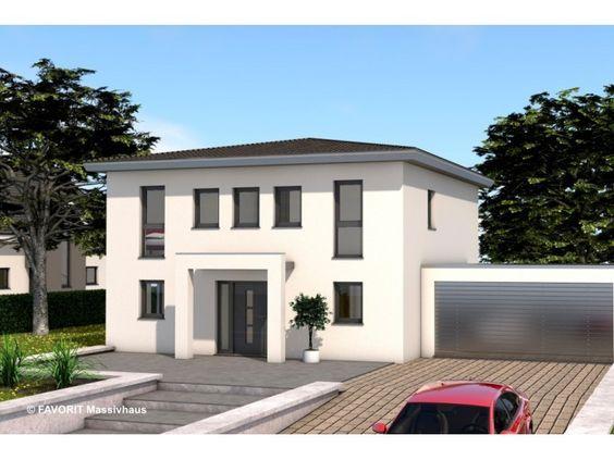 Haus bauen modern walmdach  14 besten Häuser Bilder auf Pinterest | Architektur, Walmdach und ...