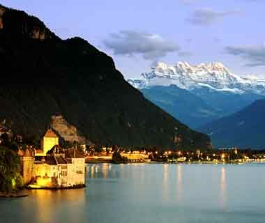 Geneva, #Switzerland #travel From Jacksonville in Oct is 1017