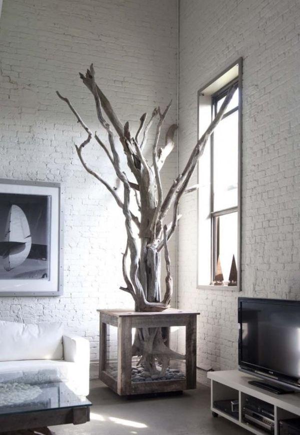 84 best Schwemmholz DIY \/\/\/ drift wood DIY images on Pinterest - designer mobel aus treibholz