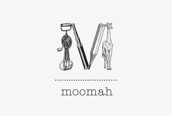 Moomah by Spencer Paul Bagley, via Behance
