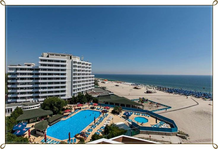 Surroundings and atmosphere @Savoy Hotel Mamaia - http://www.savoyhotel.ro/