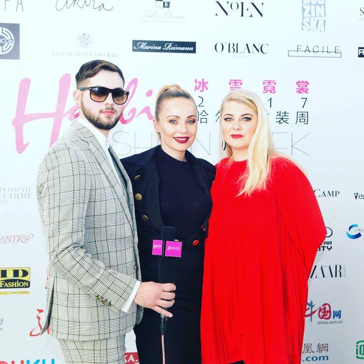 Nicollas Berenique at Harbin Fashion Week 2017