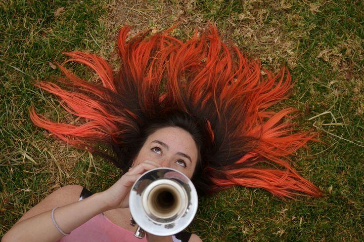 Crazy Hair Photography