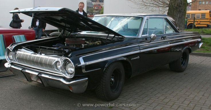 1964 Dodge Polara Max Wedge