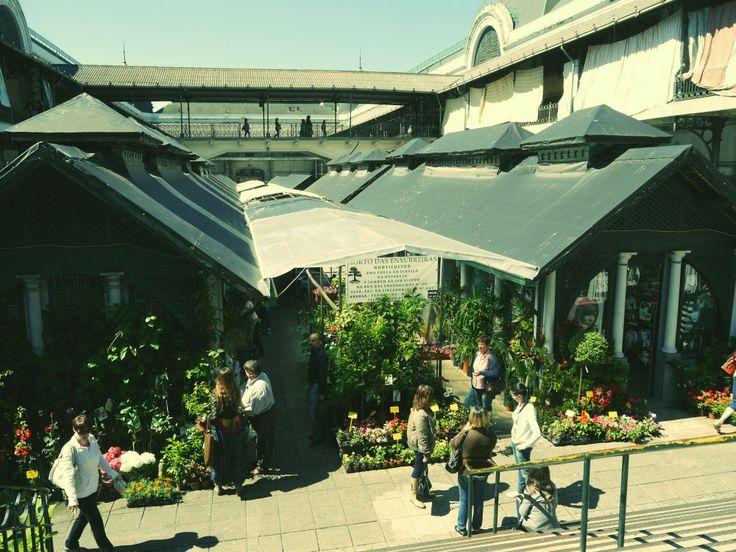 Mercado do Bolhão no Porto www.webook.pt #webookporto #porto #bolhão #arquitectura