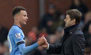 Harry Kane has look of predator as Tottenhams title hunt gains pace