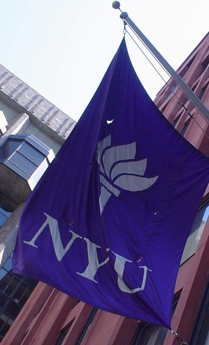 New York University. I didn't study here, but I did attend many concerts.