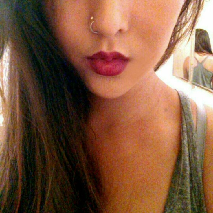 how to change nose piercing