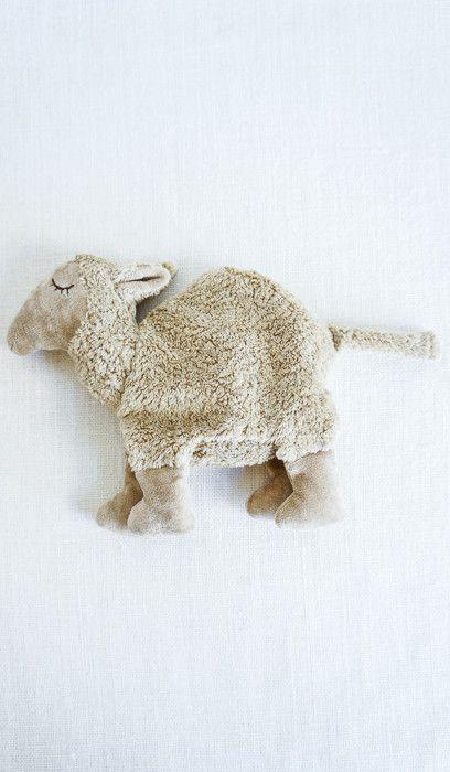 Organic Stuffed Cotton Camel