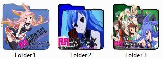Mondaiji-tachi ga isekai kara kuru sou desu yo Folder Pack icon