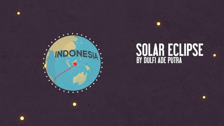 After Effects free projects : Solar Eclipse
