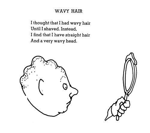 famous poems by shel silverstein | Shel Silverstein still gets me with this one even after all these ...