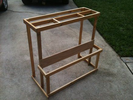 Wood bin/organizer from Pallet wood - by WoodSimplyMade @ LumberJocks.com ~ woodworking community