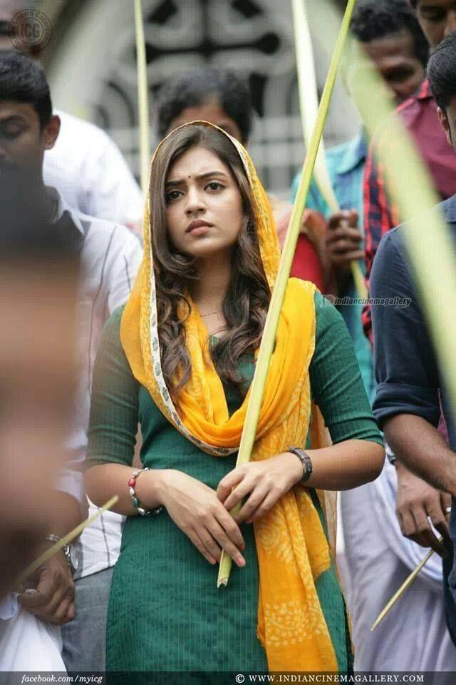 Nazriya Nazim in Salwar