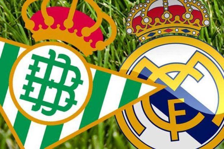 Betis vs Real Madrid LIVE SCORE: Latest updates from TONIGHT'S La Liga clash: * Betis vs Real Madrid LIVE SCORE: Latest updates from…
