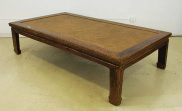 Antique Chinese Platform Bed asian-platform-beds