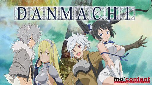 Serien Stream Danmachi