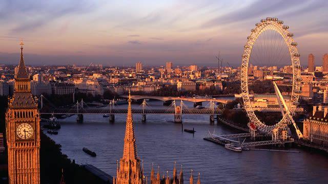 Visiter Londres...