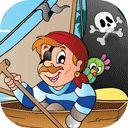 Pirati Barvanje Strani na spletni barve