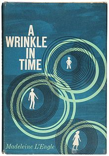 a science fantasy novel by American writer Madeleine L'Engle, first published in 1962.[1] The story revolves around a young girl whose father, a government scientist, has gone missing after working on a mysterious project called a tesseract. The book won a Newbery Medal, Sequoyah Book Award, and Lewis Carroll Shelf Award, and was runner-up for the Hans Christian Andersen Award.[2][a] I