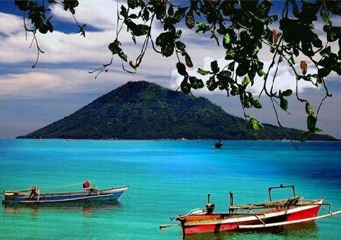 Bunaken Marine Park, North Sulawesi Island