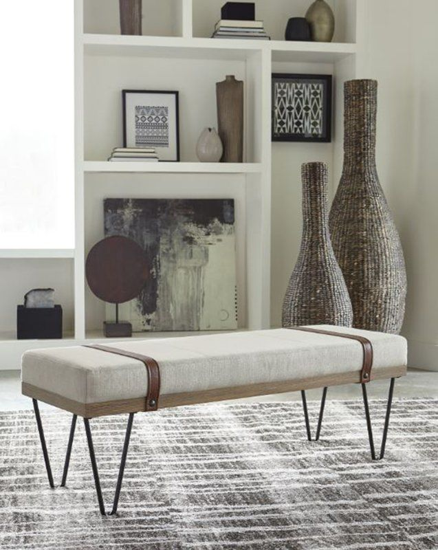Carnahan Upholstered Bench Allmodern Living Room Bench Upholstered Bench Furniture