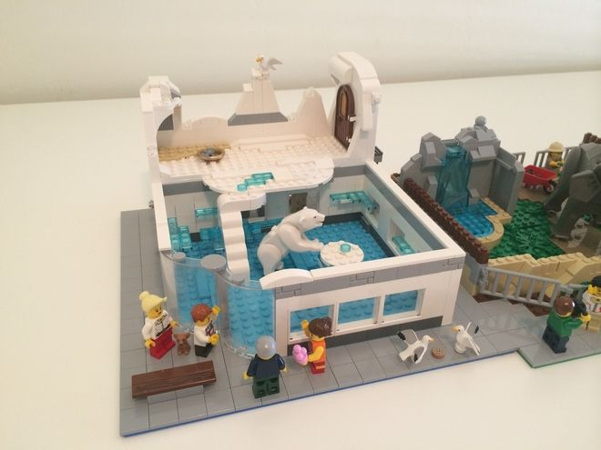 lego city ideas instructions
