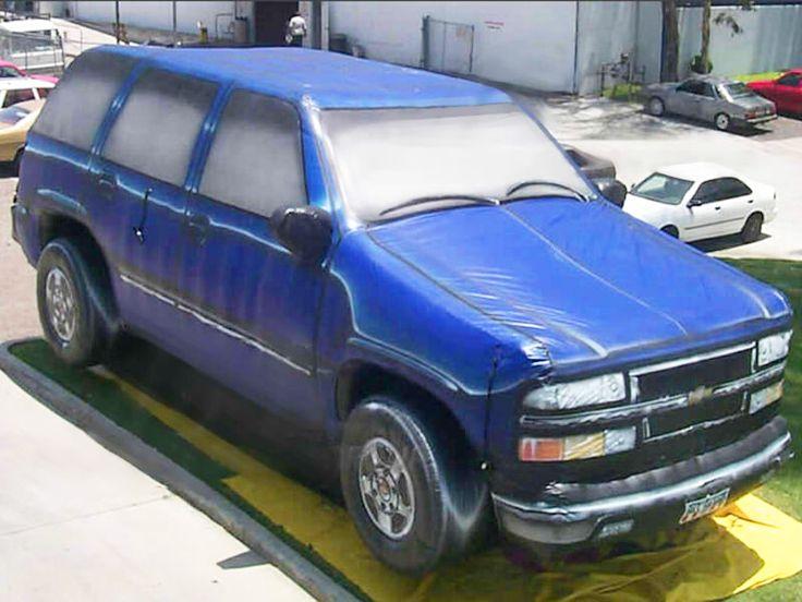 Inflable Autos Chevy Autos -venta De Publicidad Inflable - Comprar Barato Precio De Inflable Autos Chevy Autos - Fabrica Publicidad Inflable En España