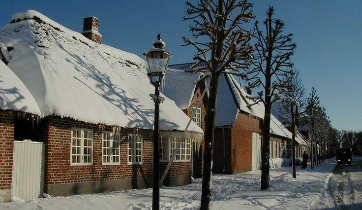 Vinter i Møgeltønder