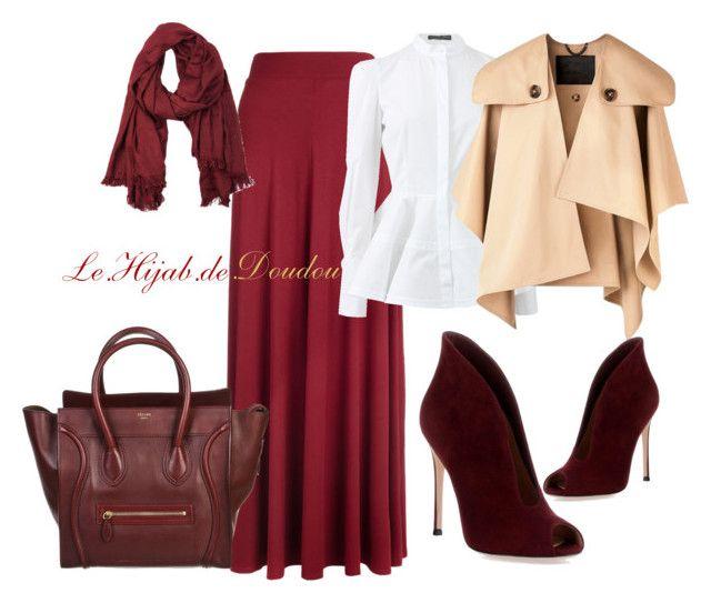 Hijab Outfit  http://lehijabdedoudou.wordpress.com/