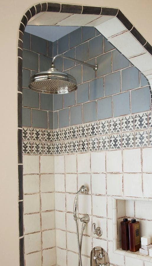 195 best Spanish Revival Bathrooms images on Pinterest