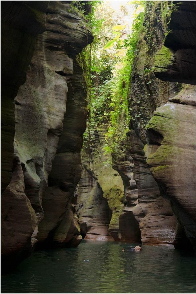 millennium cave - vanuatu