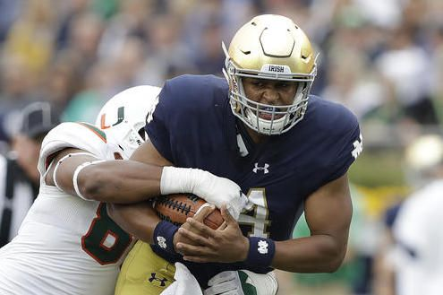 (adsbygoogle = window.adsbygoogle || ).push({});  Watch Notre Dame vs Miami College Football Live Stream  Live match information for : Miami Notre Dame Week 11 Live Game Streaming on 11th Nov.  This NCAA Football match up featuring Notre Dame vs Miami is scheduled to commence at 20:00 ET - 01:00 GMT - 06:30 IST.   #Miami 2017 College Football #Miami 2017 Hard Rock Stadium #Miami 2017 Highlights #Miami 2017 NCAA Football Betting Online #Miami 2017 Prediction #Miami 2017