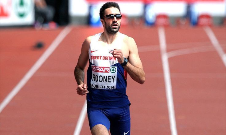 Martyn Rooney given green light by British Athletics to defend European 400m title