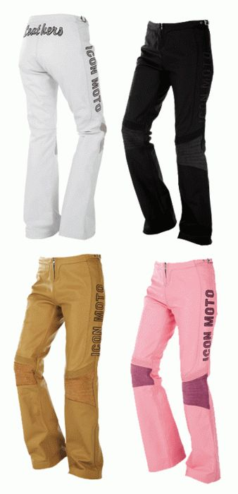 Icon Women's Bombshell Pants