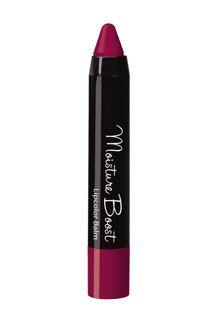 Moisture Boost Lipcolor 06 Wine - Moisturizing Lipcolor Stick and don't affraid to dry lips!