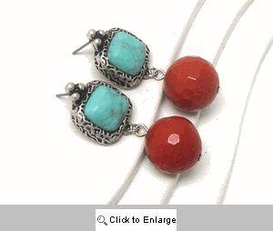 Sierra Madre Drop Earrings