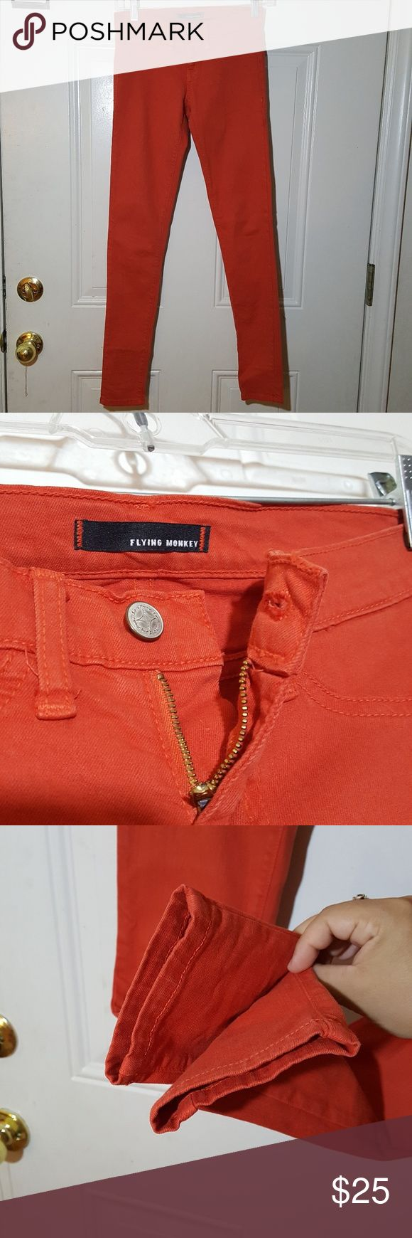 Flying Monkey Jeans Flying Monkey Jeans Size 0  Excellent condition. Flying Monkey  Jeans
