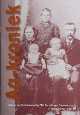 De Aa-kroniek is het tijdschrift van Heemkundekring 'De Baronie van Cranendonck'.