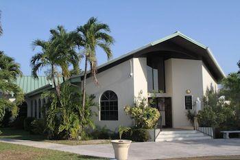 Saint Ignatius Parish is a Roman Catholic church located on Grand Cayman's Walkers Road.