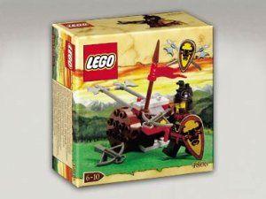 LEGO Knights Kingdom Set #4806 Axe Cart by LEGO. $24.99