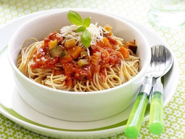Spaghetti bolognese light - Libelle Lekker!