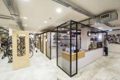 The Positive Workplace - Rapha - London Headquarters #Office #Health #Bike